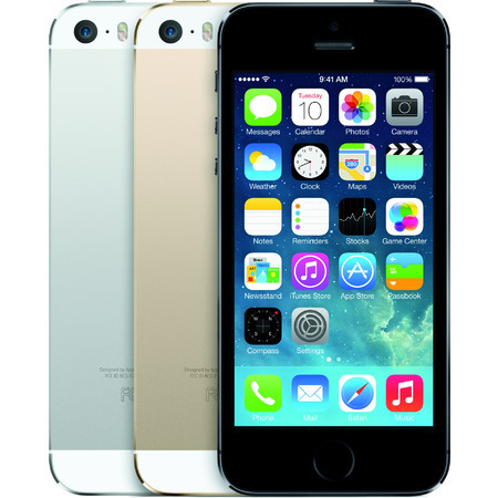 "Apple iPhone 5S ""как новый"" 32GB"