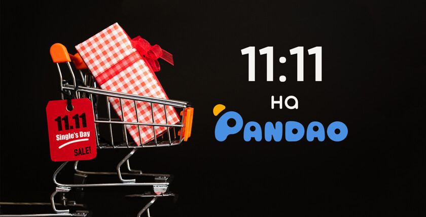 58f0c5826 Распродажа 11.11 захватила многие онлайн и даже офлайн-магазины. Одна из  крупнейших площадок — Pandao, где скидки на товары (в том числе и на ...