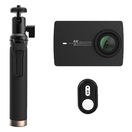 Xiaomi YI 4K Action Camera Selfie kit