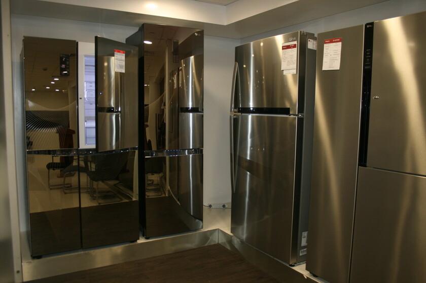 Холодильник lg ga b489tgkr фото