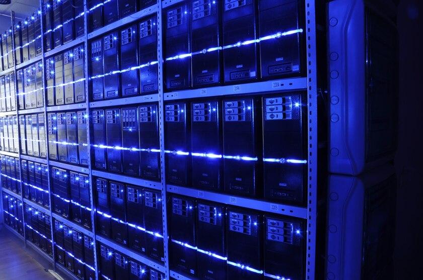 хостинг персональных данных