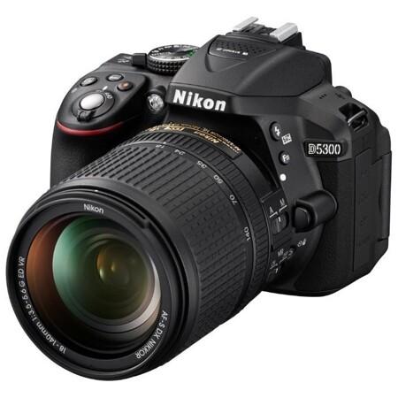 Nikon D5300 Kit: характеристики и цены