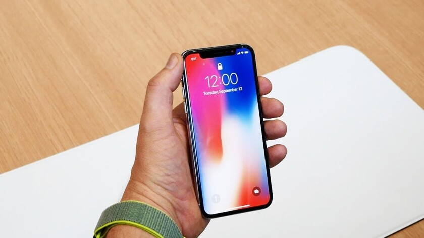 iphone x сняли с производства