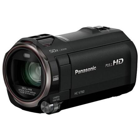 Panasonic HC-V760: характеристики и цены