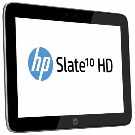 HP Slate 10 HD: характеристики и цены