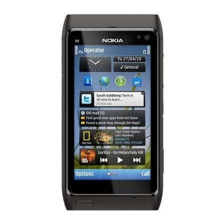 Nokia N8: характеристики и цены