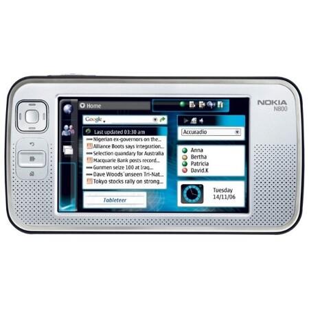 Nokia N800: характеристики и цены