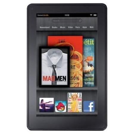 Amazon Kindle Fire: характеристики и цены