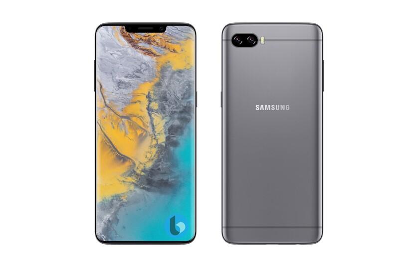 Desyatyi Samsung S10 Calaxy