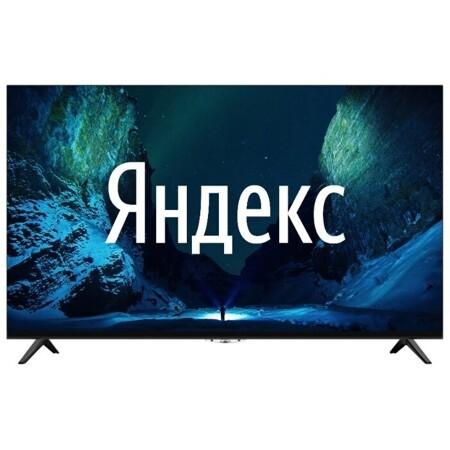 """Novex NVX-43U329MSY 43"""" (2020) на платформе Яндекс.ТВ: характеристики и цены"""