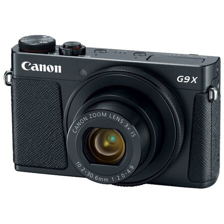 Canon PowerShot G9 X Mark II: характеристики и цены