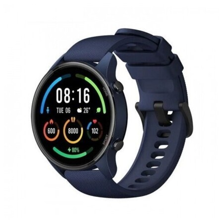 Xiaomi Mi Watch (Navy Blue) XMWTCL02 BHR4583GL: характеристики и цены