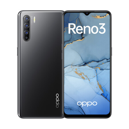 OPPO Reno3 8/128GB: характеристики и цены