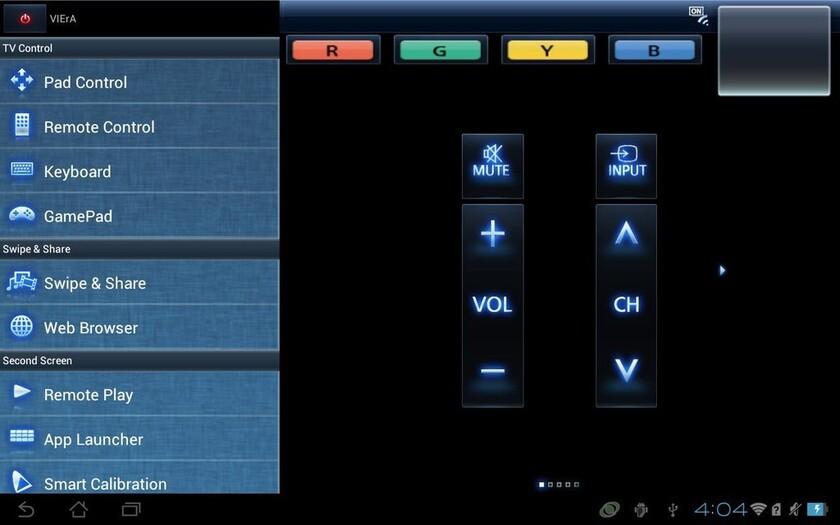 Программа пульт для телевизора lg на андроид