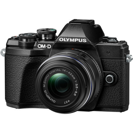 Olympus OM-D E-M10 Mark III 14-42 II R Kit