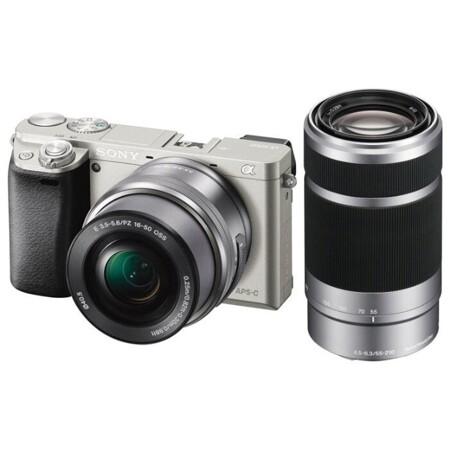 Sony Alpha ILCE-6000 Kit: характеристики и цены