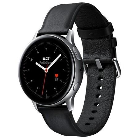 Samsung Galaxy Watch Active2 cталь 40 мм: характеристики и цены