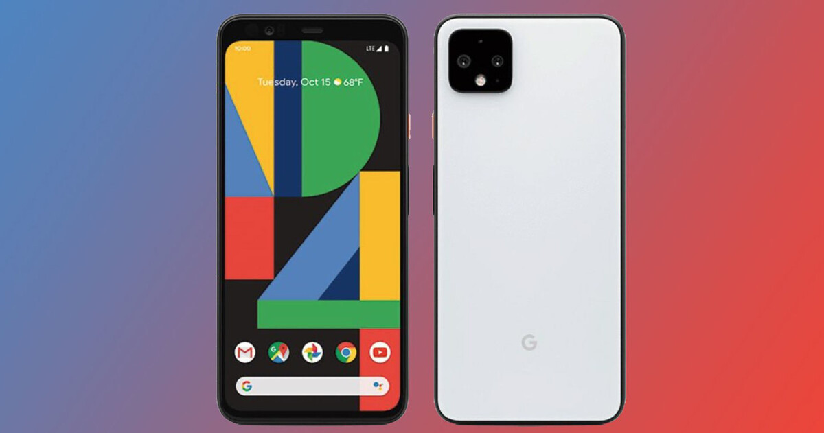 Смартфоны Google Pixel 4