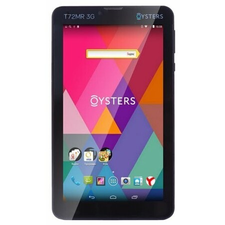 Oysters T72 MR 3G: характеристики и цены