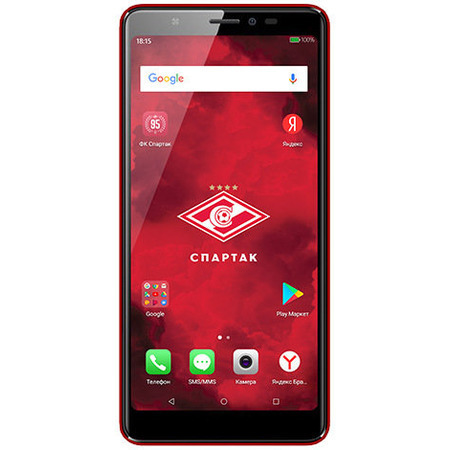 BQ Mobile BQ-5500L Advance Spartak Edition