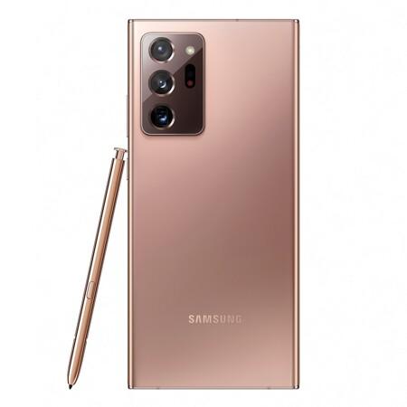 Samsung Galaxy Note20 Ultra 8/256GB: характеристики и цены
