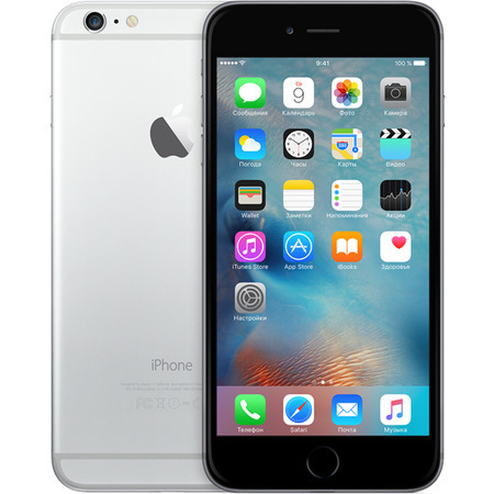 "Apple iPhone 6 Plus ""как новый"" 16GB"