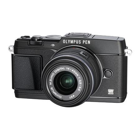 Olympus PEN E-P5 14-42mm
