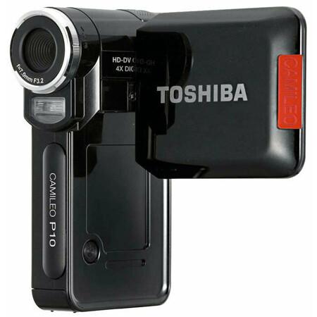Toshiba Camileo P10: характеристики и цены