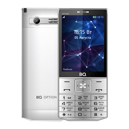 BQ Mobile BQ-3201 Option