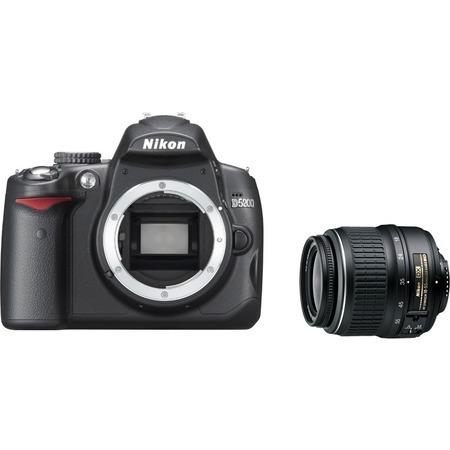 Nikon D5200 18-55mm ED II
