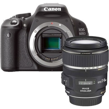 Canon EOS 600D 17-85 IS USM
