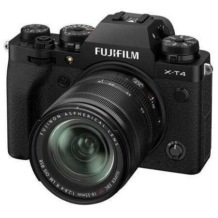 Fujifilm X-T4 Kit: характеристики и цены