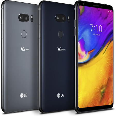 LG V35 ThinQ 64GB: характеристики и цены