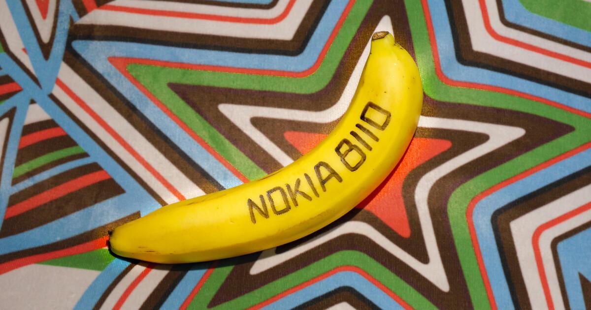 Нокиа банан отзывы