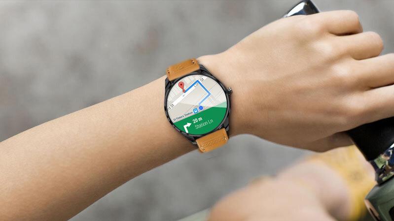 Представлені «розумні» годинники Cronovo, що знімають ЕКГ
