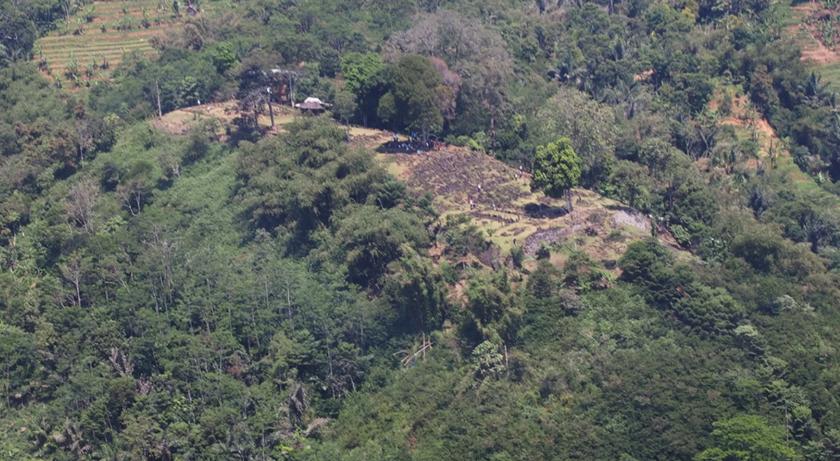 В потухшем вулкане обнаружили подземный храм