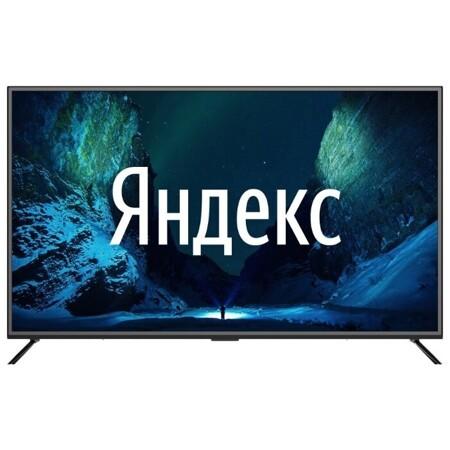 """Novex NVX-65U321MSY 65"""" (2020) на платформе Яндекса: характеристики и цены"""