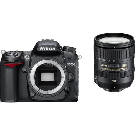 Nikon D7000 16-85VR Kit