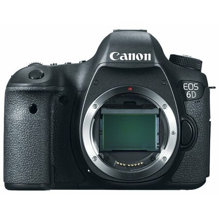 Canon EOS 6D Body: характеристики и цены