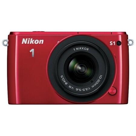 Nikon 1 S1 Kit: характеристики и цены