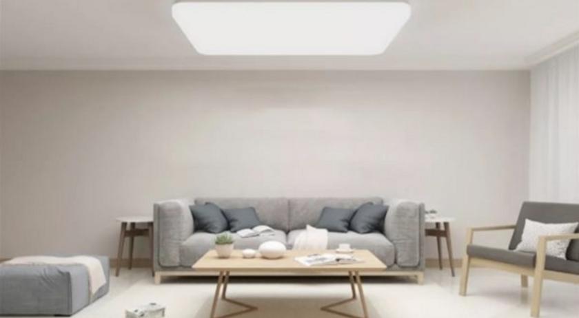 Xiaomi выпустила гигантский потолочный светильник