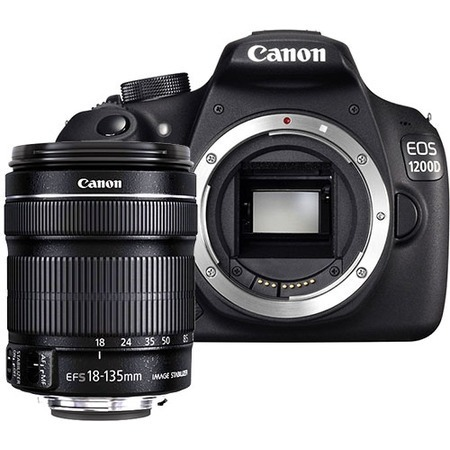 Canon EOS 1200D 18-135 IS