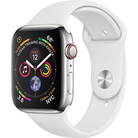 Apple Watch Series 4 Cellular Stainless Steel 44