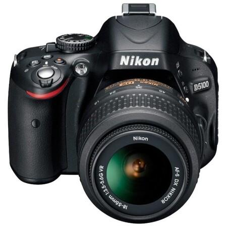 Nikon D5100 Kit: характеристики и цены