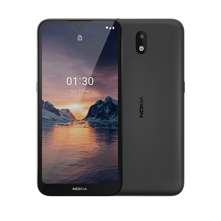 Nokia 1.3 1/16GB: характеристики и цены