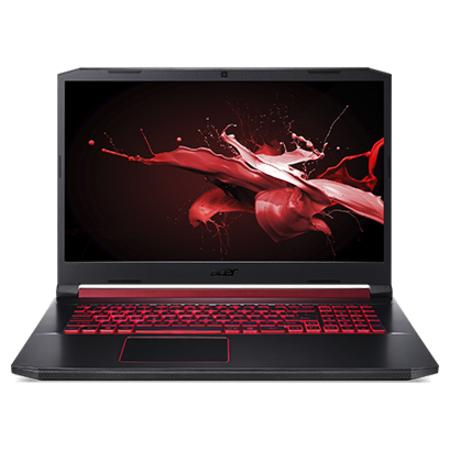 "Acer Nitro 5 (AN517-51-77KG) (Intel Core i7 9750H 2600MHz/17.3""/1920x1080/12GB/256GB SSD/1000GB HDD/DVD нет/NVIDIA GeForce GTX 1050 3GB/Wi-Fi/Bluetooth/Windows 10 Home): характеристики и цены"