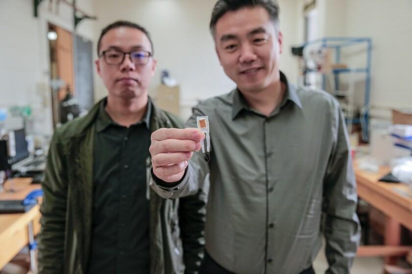 Ученые создали имплант, который подавляет чувство голода и.