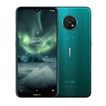 Nokia 7.2 4/64GB: характеристики и цены