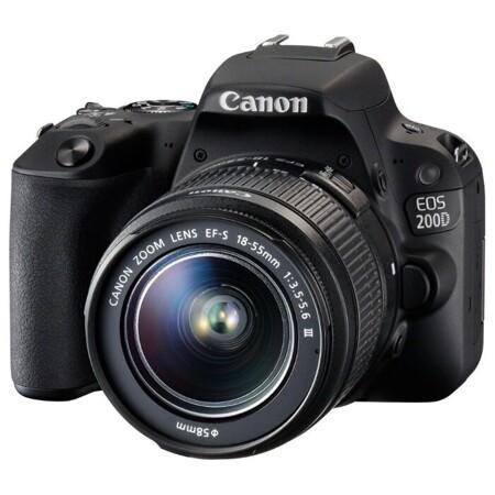 Canon EOS 200D Kit: характеристики и цены