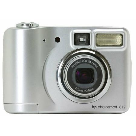 HP PhotoSmart 812: характеристики и цены